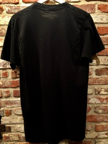 "1980s "" FRUIT OF THE LOOM \"" 100% cotton - BLACK - VINTAGE POCKET Tee SHIRTS × 4P - WHITE - × 4P ._d0172088_17584685.jpg"