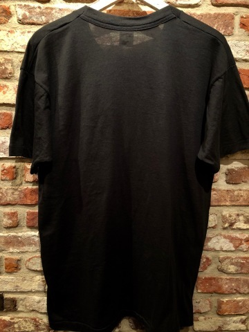 "1980s "" FRUIT OF THE LOOM \"" 100% cotton - BLACK - VINTAGE POCKET Tee SHIRTS × 4P - WHITE - × 4P ._d0172088_18020996.jpg"