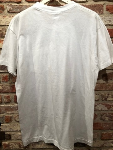 "1980s "" FRUIT OF THE LOOM \"" 100% cotton - BLACK - VINTAGE POCKET Tee SHIRTS × 4P - WHITE - × 4P ._d0172088_18314906.jpg"