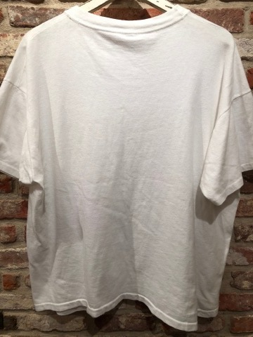 "1980s "" FRUIT OF THE LOOM \"" 100% cotton - BLACK - VINTAGE POCKET Tee SHIRTS × 4P - WHITE - × 4P ._d0172088_18345240.jpg"