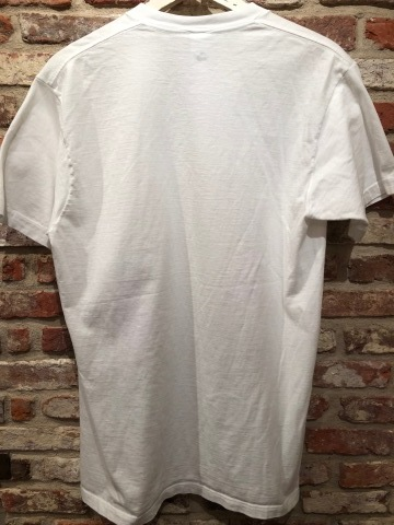 "1980s "" FRUIT OF THE LOOM \"" 100% cotton - BLACK - VINTAGE POCKET Tee SHIRTS × 4P - WHITE - × 4P ._d0172088_18381248.jpg"