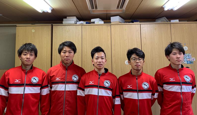 令和元年度・新生日本大学自転車競技部様を金栄堂サポート!_c0003493_19212408.jpg