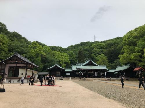 岡山県護国神社_e0123401_09502795.jpg