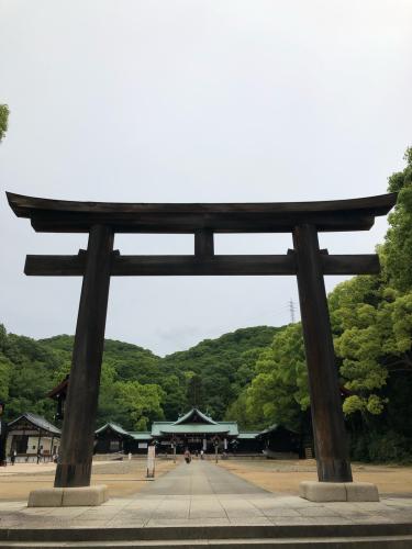 岡山県護国神社_e0123401_09502837.jpg