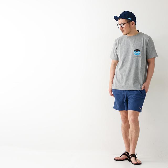 KAVU [カブー] Mountein Logo Tee [19820422] マウンテンロゴTシャツ・半袖Tシャツ・ポケットTシャツ・ポケT MEN\'S_f0051306_16081532.jpg