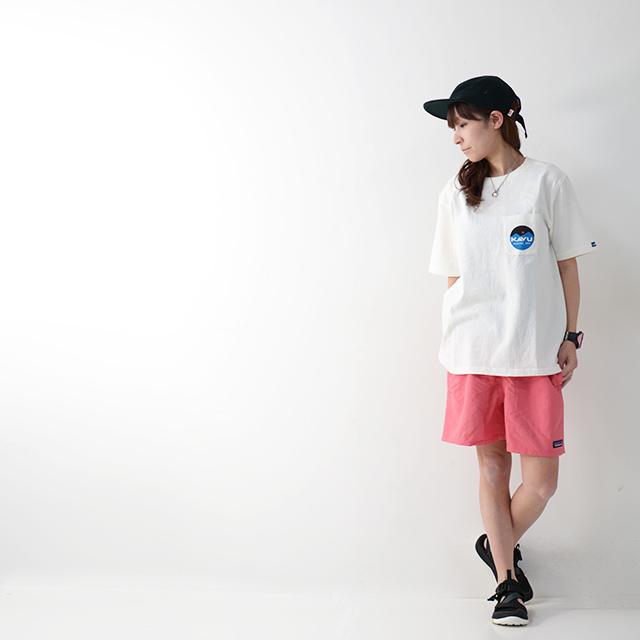 KAVU [カブー] Mountein Logo Tee [19820422] マウンテンロゴTシャツ・半袖Tシャツ・ポケットTシャツ・ポケT MEN\'S_f0051306_16081567.jpg