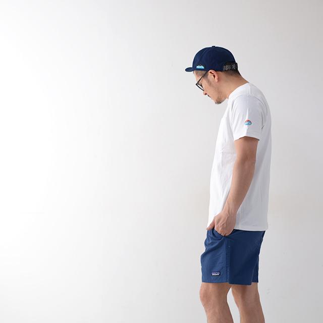 KAVU [カブー] Pack Tee [19821075] パックTシャツ・無地とボーダー2枚組・半袖Tシャツ・ポケットTシャツ・ポケT・MEN\'S _f0051306_16113457.jpg