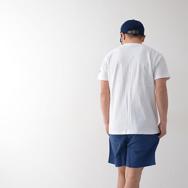 KAVU [カブー] Pack Tee [19821075] パックTシャツ・無地とボーダー2枚組・半袖Tシャツ・ポケットTシャツ・ポケT・MEN\'S _f0051306_16113894.jpg
