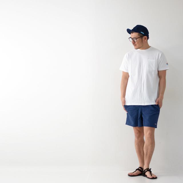 KAVU [カブー] Pack Tee [19821075] パックTシャツ・無地とボーダー2枚組・半袖Tシャツ・ポケットTシャツ・ポケT・MEN\'S _f0051306_16115960.jpg