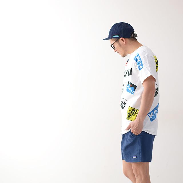 KAVU [カブー] Overallprint Tee [19821028] オーバーオールプリントTシャツ・半袖Tシャツ・MEN\'S_f0051306_17215037.jpg