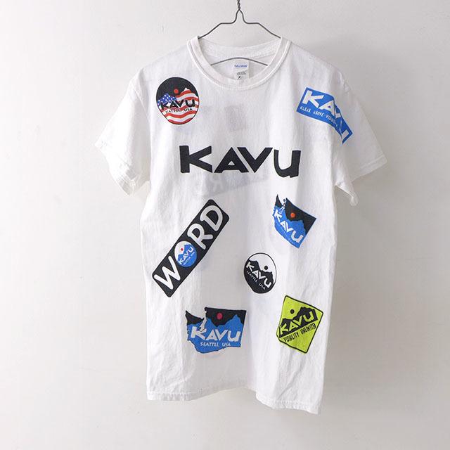 KAVU [カブー] Overallprint Tee [19821028] オーバーオールプリントTシャツ・半袖Tシャツ・MEN\'S_f0051306_17215046.jpg