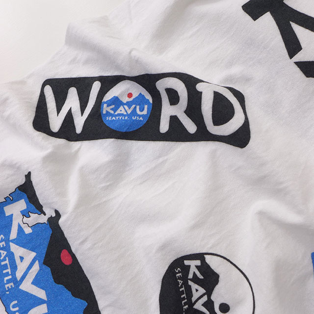 KAVU [カブー] Overallprint Tee [19821028] オーバーオールプリントTシャツ・半袖Tシャツ・MEN\'S_f0051306_17215193.jpg