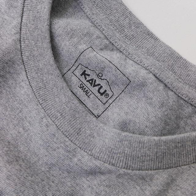 KAVU [カブー] Surf Logo Tee [19820423] サーフロゴTシャツ・半袖Tシャツ・ポケT・ポケットTシャツ MEN\'S_f0051306_17262181.jpg
