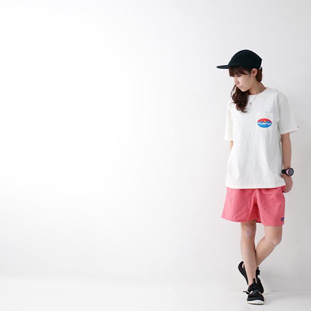 KAVU [カブー] Surf Logo Tee [19820423] サーフロゴTシャツ・半袖Tシャツ・ポケT・ポケットTシャツ MEN\'S_f0051306_17262234.jpg