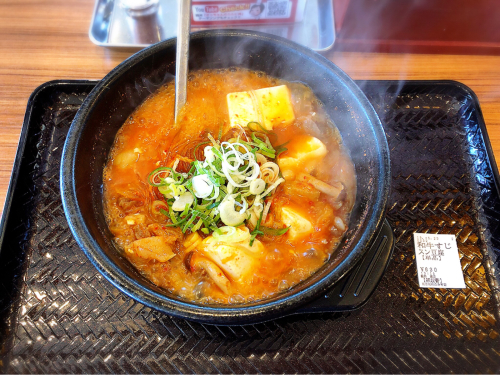 さっちゃんのカルビ丼(韓丼)_e0292546_13522931.jpg