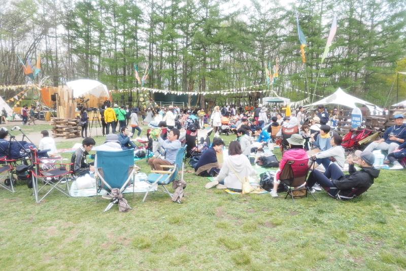 【Photoレポート】よなよなエールの超宴 in 新緑の北軽井沢_b0008655_20534791.jpg