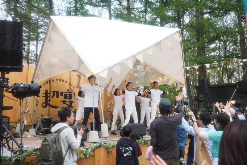 【Photoレポート】よなよなエールの超宴 in 新緑の北軽井沢_b0008655_20571401.jpg