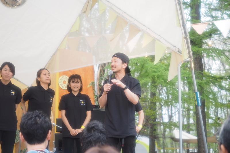 【Photoレポート】よなよなエールの超宴 in 新緑の北軽井沢_b0008655_21015003.jpg