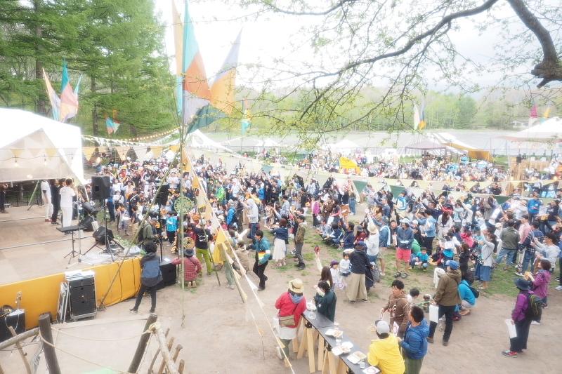 【Photoレポート】よなよなエールの超宴 in 新緑の北軽井沢_b0008655_21050335.jpg