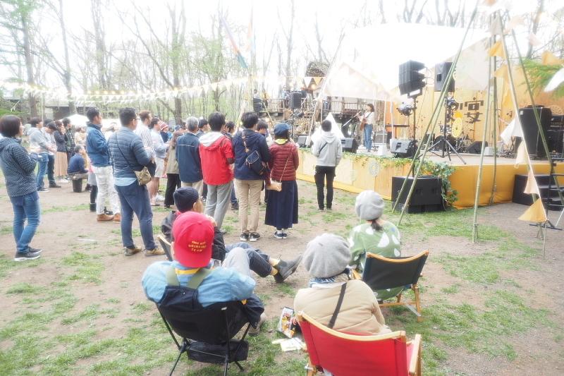 【Photoレポート】よなよなエールの超宴 in 新緑の北軽井沢_b0008655_21171158.jpg