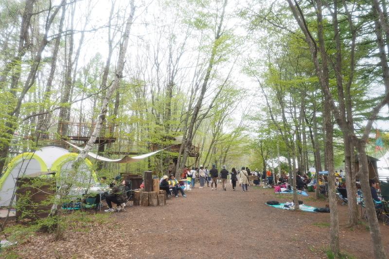 【Photoレポート】よなよなエールの超宴 in 新緑の北軽井沢_b0008655_21241691.jpg