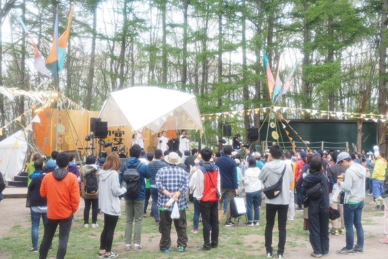 【Photoレポート】よなよなエールの超宴 in 新緑の北軽井沢_b0008655_21252295.jpg