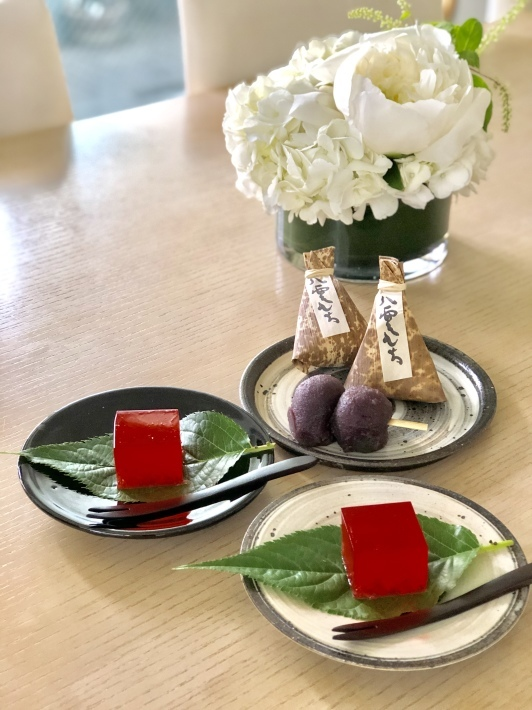 可愛いメドゥプと美味しいお菓子、韓国梅シロップ作りは?_b0060363_23080288.jpeg