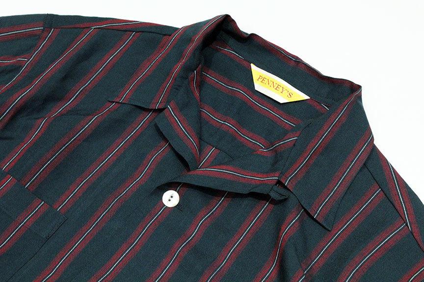 "Penny\'s (ペニーズ) \"" 60\'s PENNYS s/s shirts \""_b0122806_12395823.jpg"