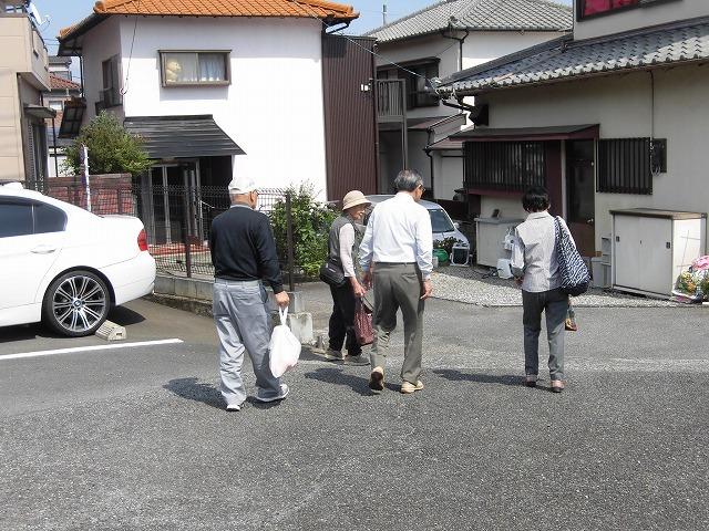 「買い物送迎プロジェクト」の3つ目のルート 鍛冶町(今泉)がスタート_f0141310_08021446.jpg