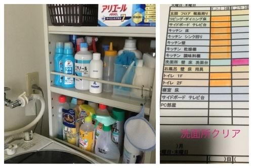 ホームパーティ &  定期的拭き掃除にトライ & 水漏れ!_a0084343_11303827.jpeg