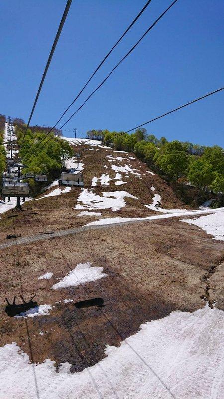 2019年5月24日 かぐらスキー場の様子_e0037849_12353739.jpg