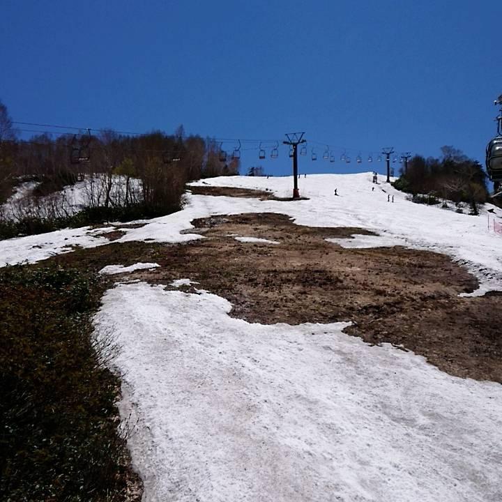 2019年5月24日 かぐらスキー場の様子_e0037849_12353756.jpg