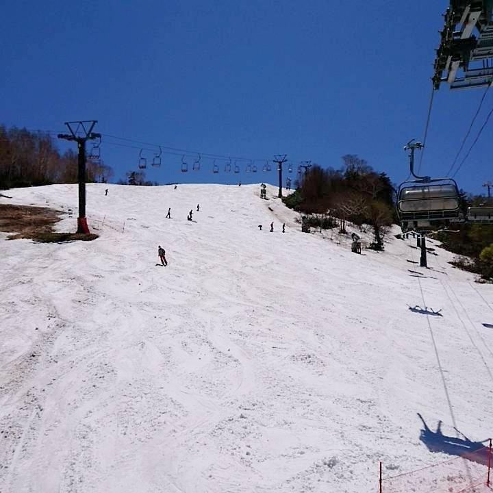 2019年5月24日 かぐらスキー場の様子_e0037849_12353771.jpg