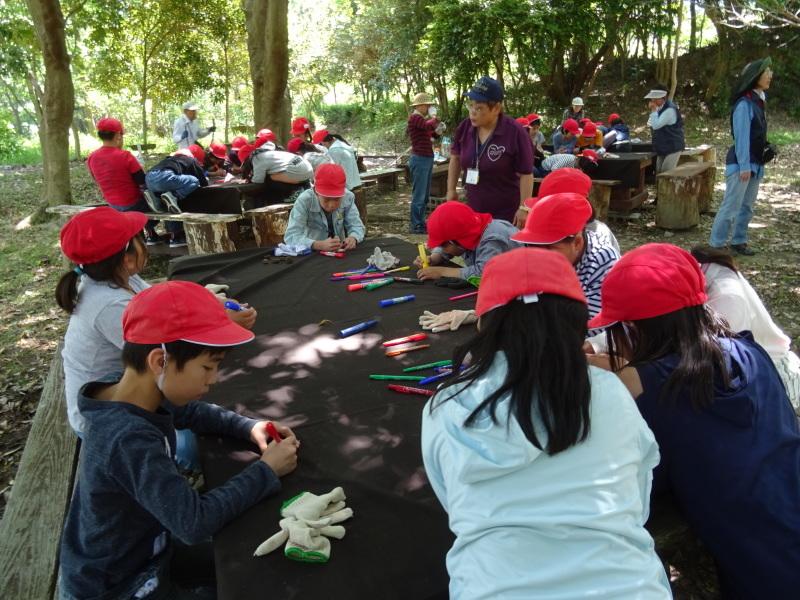 和歌山市立楠見西小学校:3・4年生遠足「うみべの森探検」_c0108460_16341672.jpg