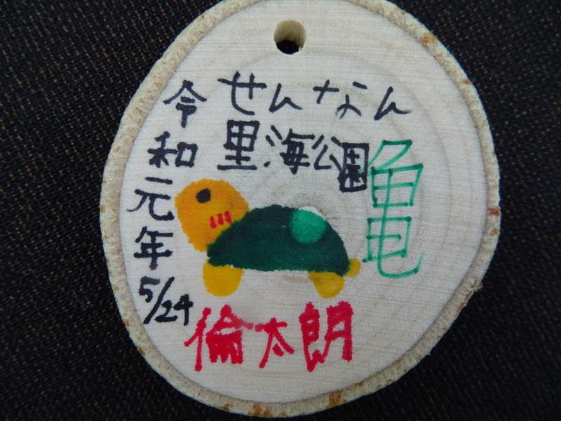 和歌山市立楠見西小学校:3・4年生遠足「うみべの森探検」_c0108460_16372751.jpg