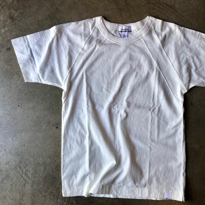 BETTER ラグランパネル Tシャツ_d0334060_16321689.jpg