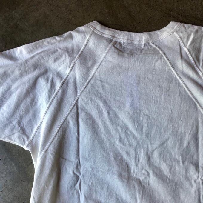 BETTER ラグランパネル Tシャツ_d0334060_16321691.jpg