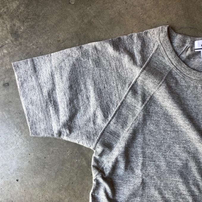 BETTER ラグランパネル Tシャツ_d0334060_16321697.jpg