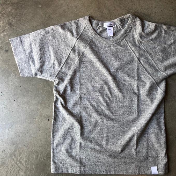 BETTER ラグランパネル Tシャツ_d0334060_16321723.jpg
