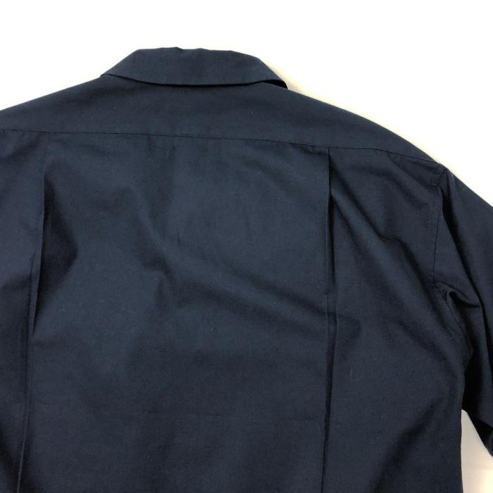 Nigel Cabourn オープンカラーワイドシャツ_b0121563_13583344.jpg