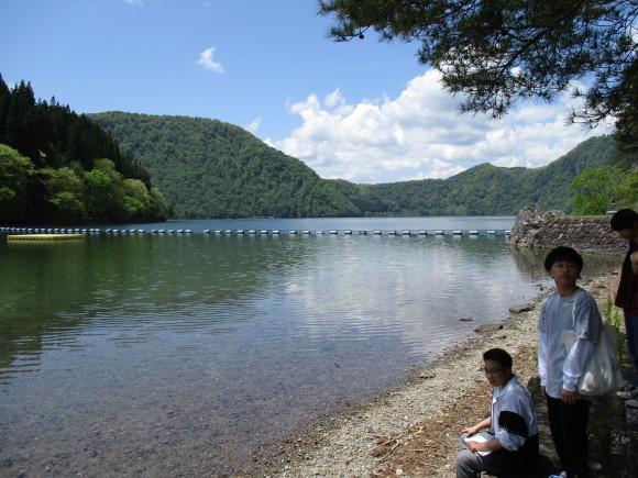 学生と訪ねる旅開催に向けて ~奥会津方面の視察 Vol.1~_f0238767_14082836.jpg