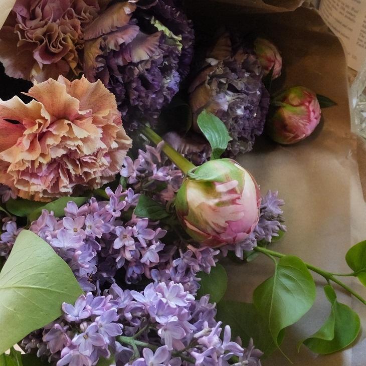 オークリーフ(母の日の花束)_f0049672_21054451.jpg