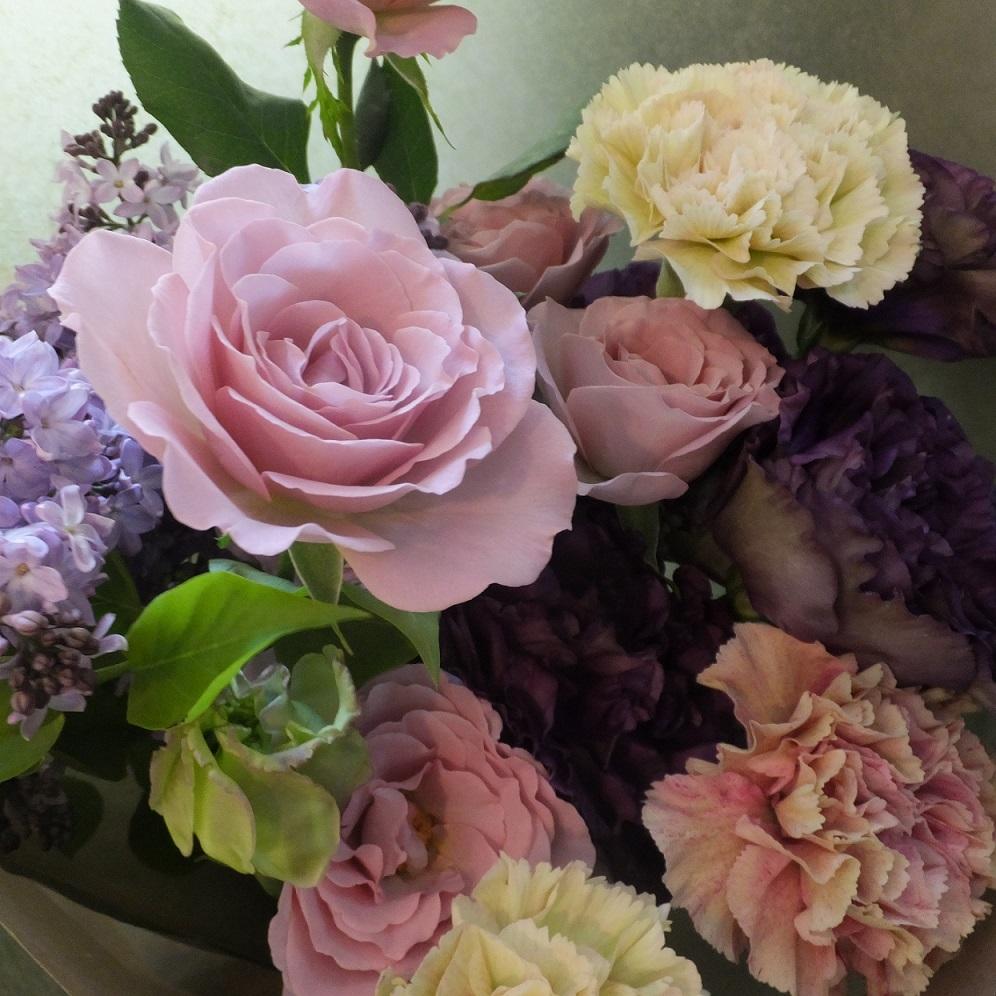オークリーフ(母の日の花束)_f0049672_21054814.jpg