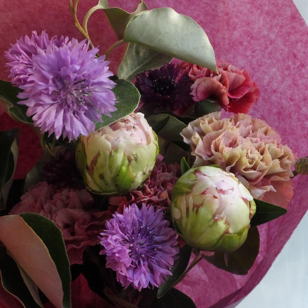 オークリーフ(母の日の花束)_f0049672_21055532.jpg