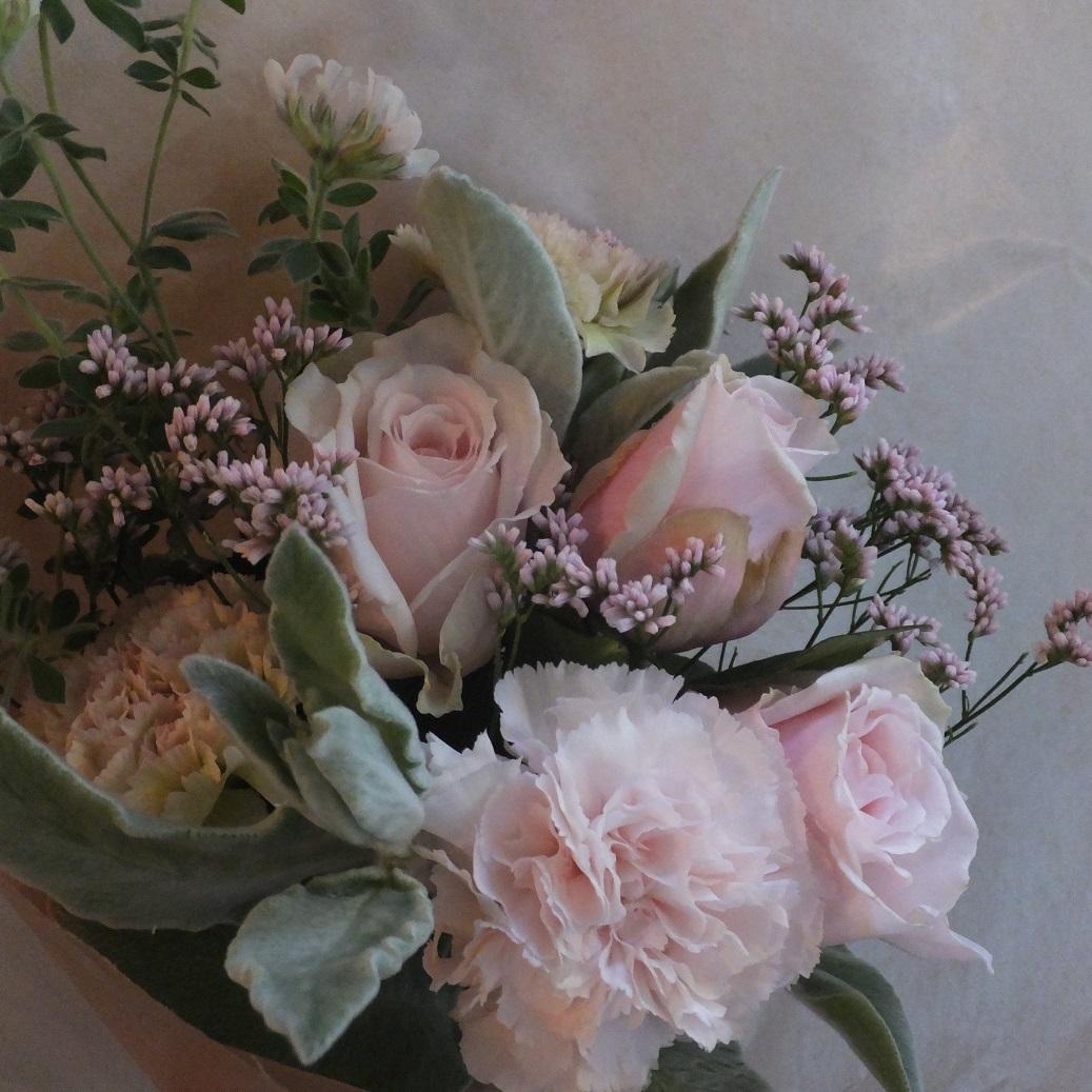 オークリーフ(母の日の花束)_f0049672_21063950.jpg
