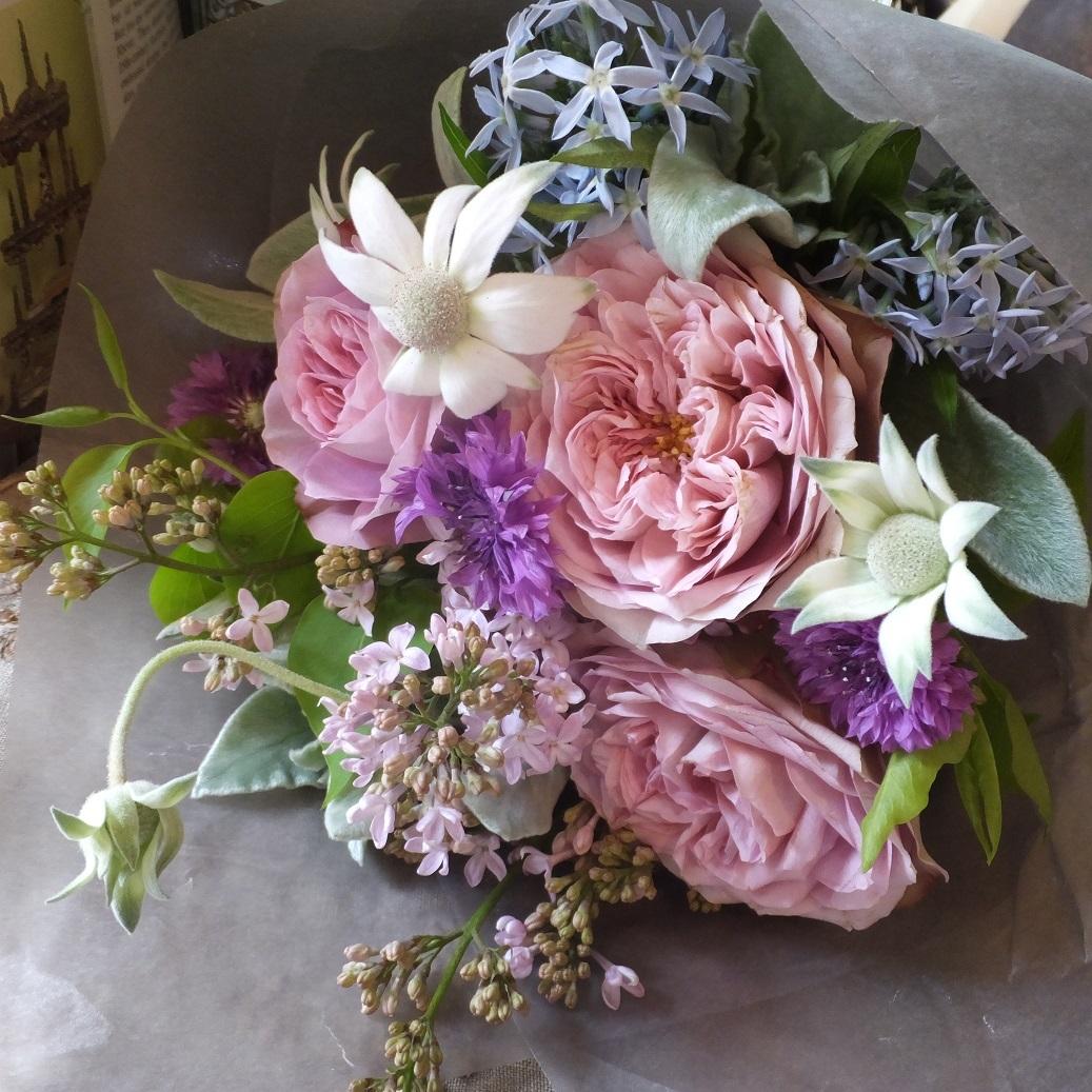 オークリーフ(母の日の花束)_f0049672_21081466.jpg