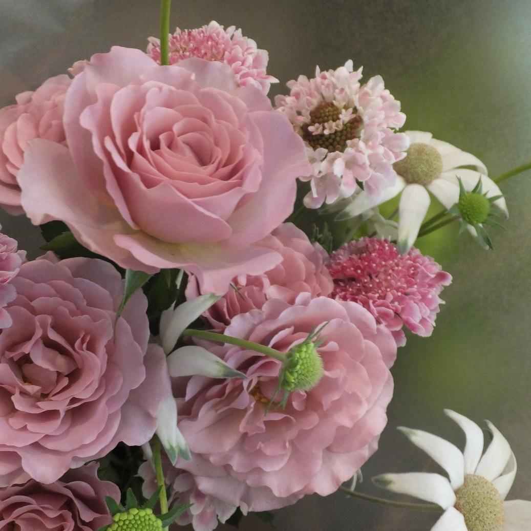 オークリーフ(母の日の花束)_f0049672_21082248.jpg