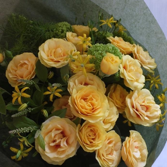 オークリーフ(母の日の花束)_f0049672_21085351.jpg