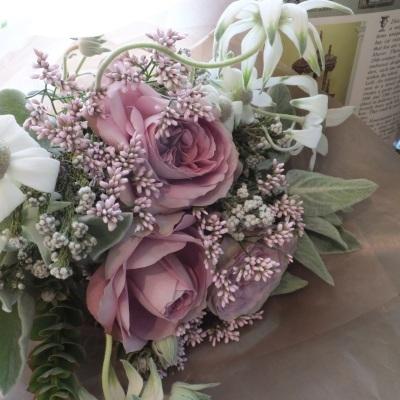 オークリーフ(母の日の花束)_f0049672_21090579.jpg