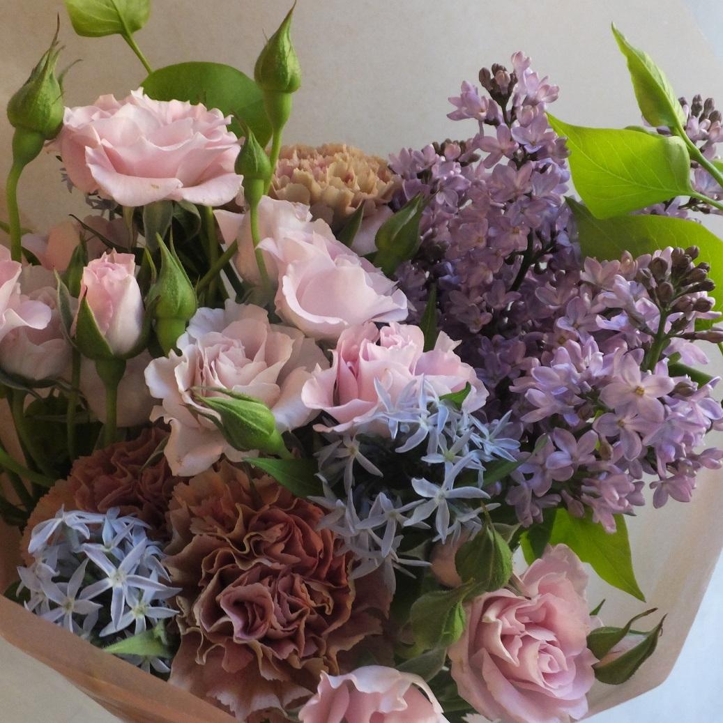 オークリーフ(母の日の花束)_f0049672_21091457.jpg